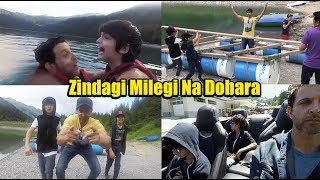 Hrithik Roshan's Awesome Vacation Videos