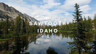 Backpacking in Idaho | Sawtooth Wilderness