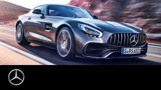 Mercedes-AMG GT S: Croatia | #MBvideocar