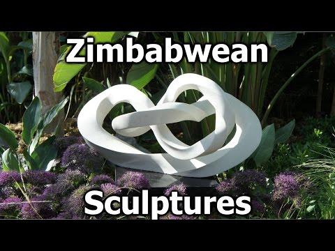 Zimbabwean Shona Sculptures at Muttart | Yegventures.ca