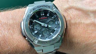 How to set a G Shock worldwide watch 2018, GST-S310D or any Casio G-Shock with module 5225