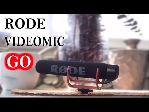 RODE VIDEOMIC GO - UNBOXING & REVIEW