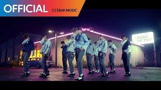 Gambar cover Wanna One (워너원) - 에너제틱 (Energetic) MV (Performance Ver.)