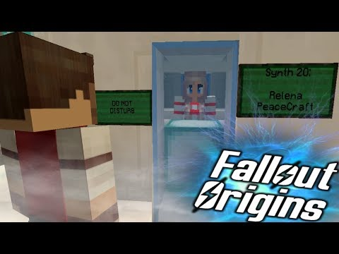 SYNTH #20! Minecraft FALLOUT ORIGINS #3 ( Minecraft Roleplay SMP ) thumbnail