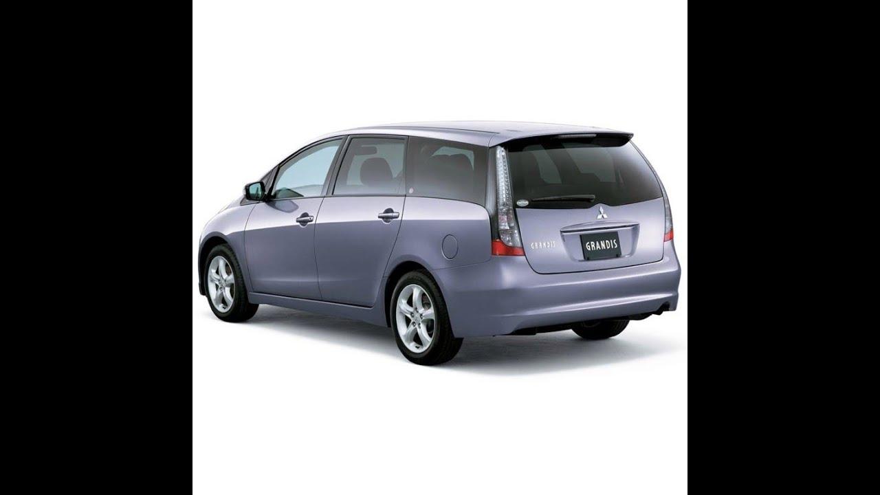 Mitsubishi Grandis - Service Manual    Repair Manual - Wiring Diagrams