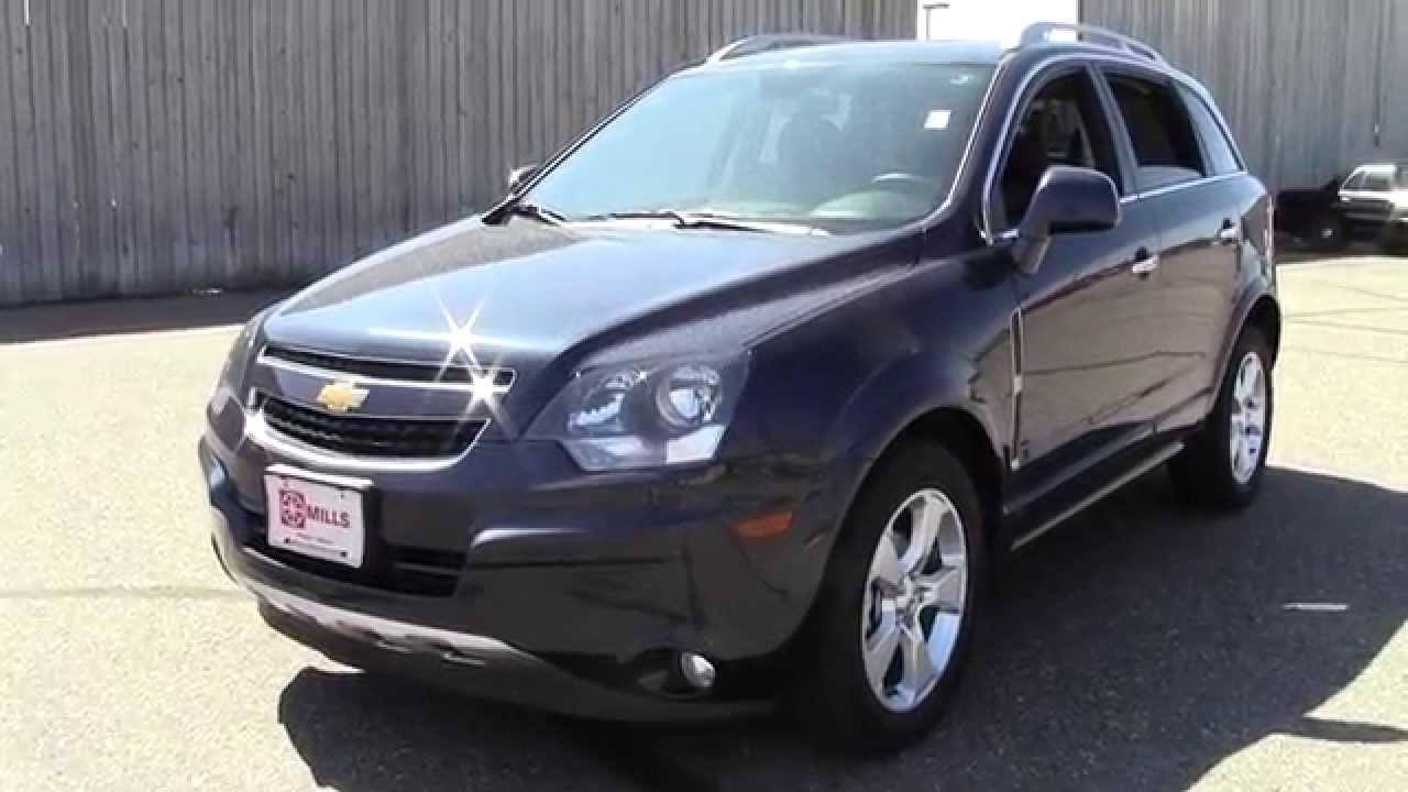 2015 Chevrolet Captiva Sport LT 2U150056