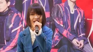 中杉天音「Be The One (PANDORA Feat. Beverly)」2019/03/02 エイベックス・チャレンジステージ ららぽーと名古屋アクルス