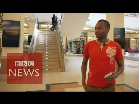 Westgate siege survivor: 'Screams will never leave my mind' - BBC News