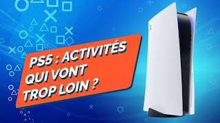 PS5 : comment les activités peuvent impacter les jeux ?
