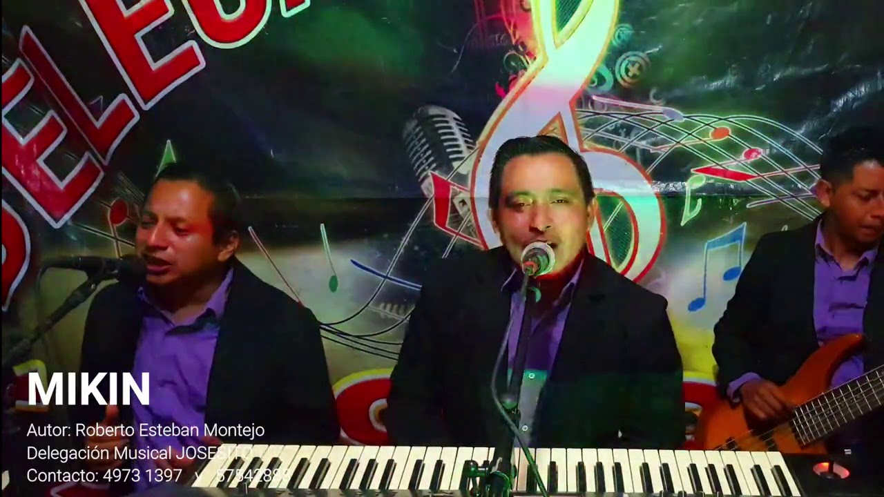 Download MIKIN, Delegación Musical JOSESITO