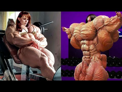 देखि है कभी ऐसी महिला बॉडी बिल्डर  !! World most successfull female bodybuilder!! Bodybuilder