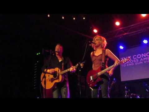Concert Across America to End Gun Violence  Bill Janovitz with Tanya Donnelly & Mike Gent