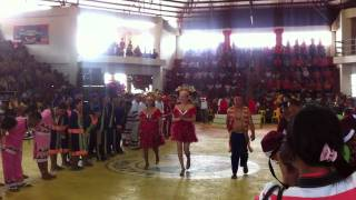 Dinagat Islands Tinubdan Festival 2011, Grand Entrance of Mayor Gwen Ecleo