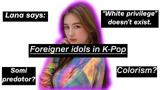 KPOP Truth BOMBS, Hard to Swallow Pills & Unpopular FACTS #WOKE