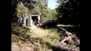 Bug Out REEFER CONTAINER CABIN HOME up date - Part  2 of 2