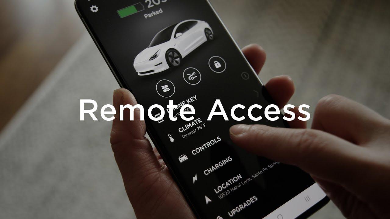 Discover: Remote Access