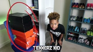 Unboxing 5 Pairs of Adidas & Nike Superfly Football Boots!! | SPOILT?