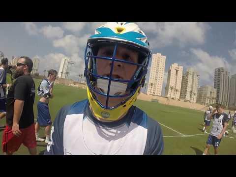 2017 Israel Premier Lacrosse League Highlight