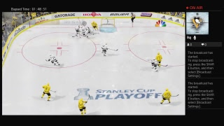 NHL 19 PLAYOFF rivaly TALKSHOW broadcast JORDO sports