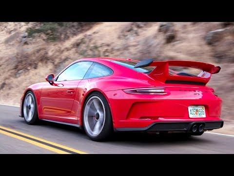 Tire Rack's Hot Lap | Porsche 911 GT3