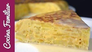 Tortilla de patata con salsa de cebolla   Javier Romero