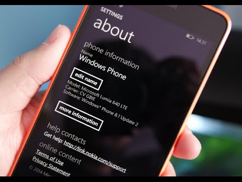 How To Update : Microsoft Lumia, Windows Phone 8.1,10 devices