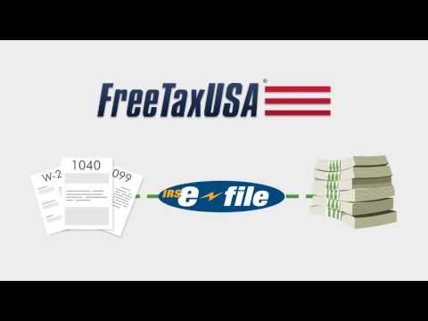 FreeTaxUSA - Federal filing is free, guaranteed.