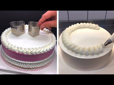 top-10-favorite-cake-decorating-ideas-|-simple-cake-decorating-tutorials-for-girls-|-so-beautiful