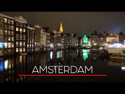 Amsterdam, Holland - Travel Video