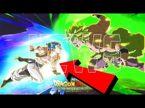 Broly Is NOT Evil And Super Saiyan Blue GOGETA Confirmed?! Dragon Ball Super Broly Movie 2018