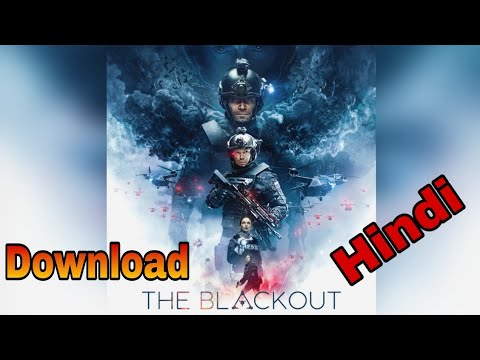 Download How to download The Blackout movie in Hindi... #The_Blackout.. Hindi Dubbed.. #N.A Tech.