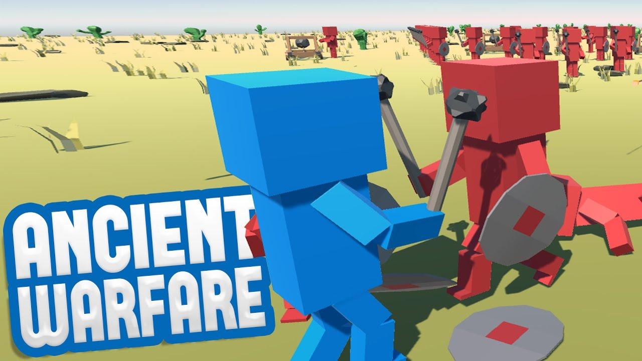 Ancient Warfare 2 ancient warfare 2 - one man army! - ancient warfare 2 gameplay highlights