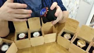 Обзор деревянных часов Wooden Watch