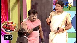 Punch Prasad, Naughty Naresh Performance | Extra Jabardasth | 11th May 2018  | ETV Telugu