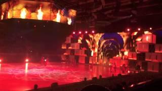 Шоу Аладдин - Повелитель огня
