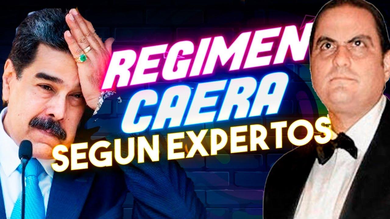 🪀 DATAZO!!  EXPERTOS Aseguran que ALEX SAAB podría hacer CAER al REG¡MEN DE NIcolas Maduro 🪀
