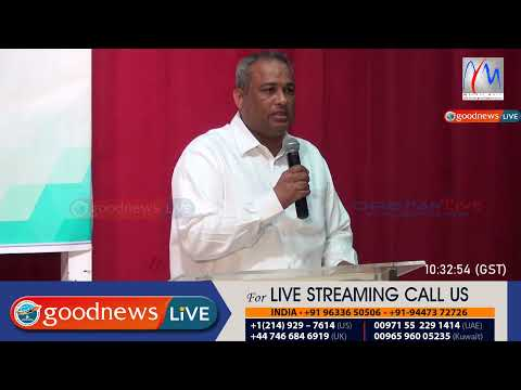 PYPA UAE REGION | THESIS PRESENTATION CONTEST | LIVE FROM SHARJAH WORSHIP CENTRE