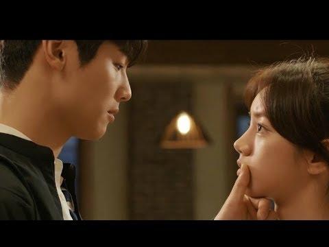 Kang Min Hyuk Sweet Moments with Lee Hye Ri in Entertainer Korean Drama