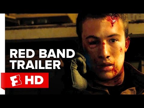 Don † t Breathe Official Red Band Trailer 1 (2016) - Jane Levy Movie