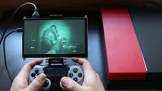 Interesting Way To Play Your Consoles on The GO