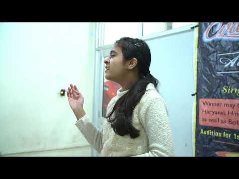 Shaina Chabra Singing