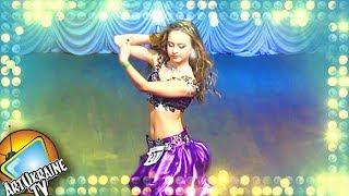 Belly Dance Pop Song Category ☀ Лилия Олейник ☀ FINAL Solo 2nd League ☀ Ukraine Oryantal Dans