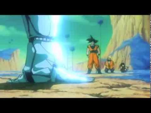 DBZ - Goku vs Metal Cooler AMV