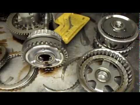 Фото к видео: 6T75-E Transmission - No Reverse - 1-2 only - No 3-4-5-6 - Transmission Repair