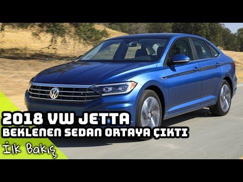 Yeni 2018 Volkswagen Jetta İncelemesi | Beklenen Sedan Ortaya Çıktı !