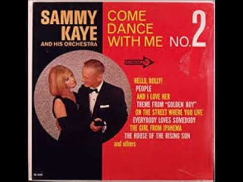 Sammy Kaye - Come dance with me No 2- (1965) - Full Album-( Stereo)
