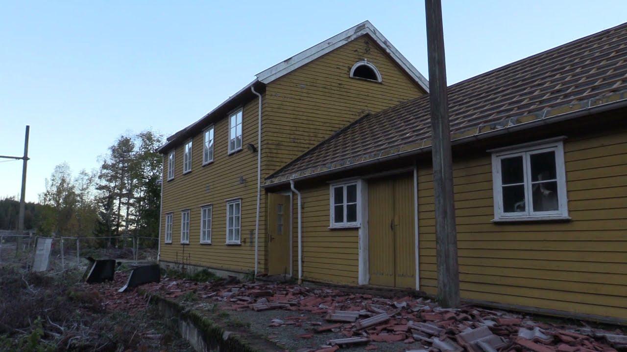 Hynnekleiv stasjon, en rundtur før riving