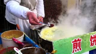 Shanghai Streetfood - Jian Bing