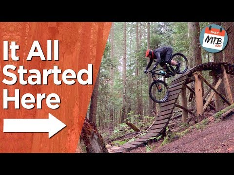 The Birthplace Of Freeride Mountain Biking | The North Shore