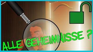 alle geheimnisse mit ende hello neighbour gameplay   deutsch german